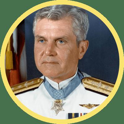 Admiral James Stockdale